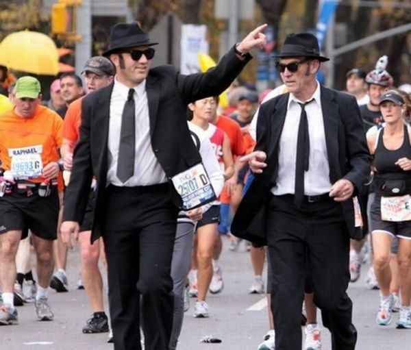 best funny racing day marathon outfits costumes 4 10 Running Outfits That Won the Race to My Heart
