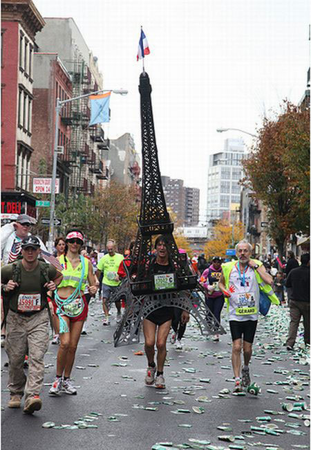 best funny racing day marathon outfits costumes 5 10 Running Outfits That Won the Race to My Heart