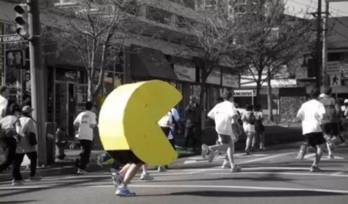 best funny racing day marathon outfits costumes 7 10 Running Outfits That Won the Race to My Heart