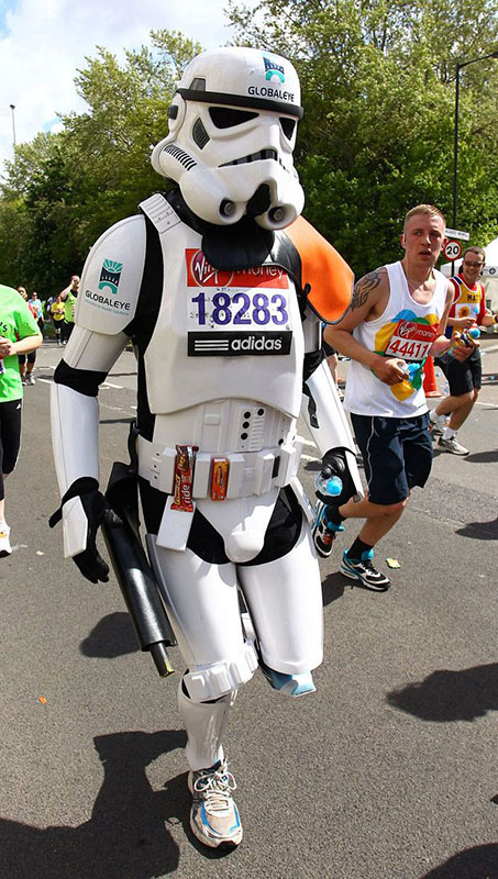 best funny racing day marathon outfits costumes 8 10 Running Outfits That Won the Race to My Heart