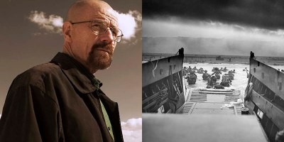 Bryan Cranston Narrates Letters from D-Day Over Restored HD Footage