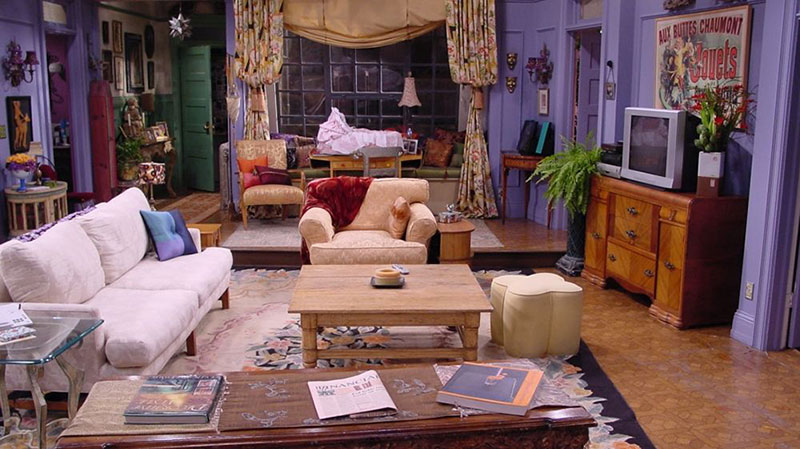 famous tv living rooms recreated with ikea furniture 7 Famous TV Living Rooms Recreated Entirely With Ikea Furniture