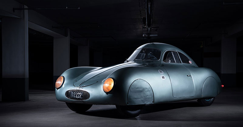 Most Expensive Car In The World >> This is the World's Oldest Porsche and It's the Only One of Its Kind «TwistedSifter