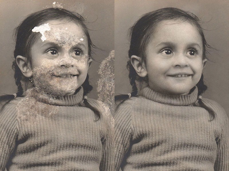 these artists restore old damaged photos and the results are incredible 6 These Artists Restore Old Damaged Photos and the Results are Incredible