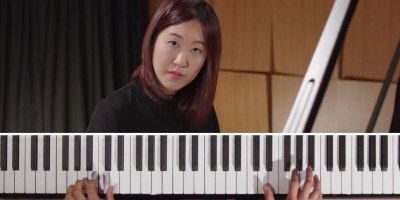 "Pianist Attempts to Play ""Happy Birthday"" in 16 Levels of Complexity"
