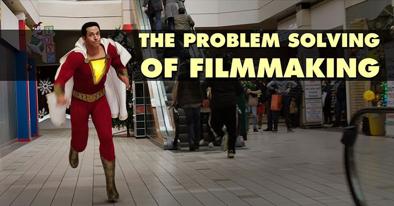 The Director of Shazam on the Problem Solving of Filmmaking and YouTube Video Essays