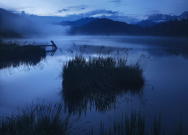 the blue border by kilian schonberger 7 The Blue Hour by Kilian Schoenberger (12 Photos)