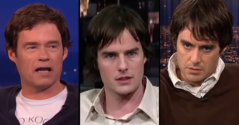 bill hader deepfakes Two Things: DeepFakes are Creepy and Bill Hader is the Perfect Muse