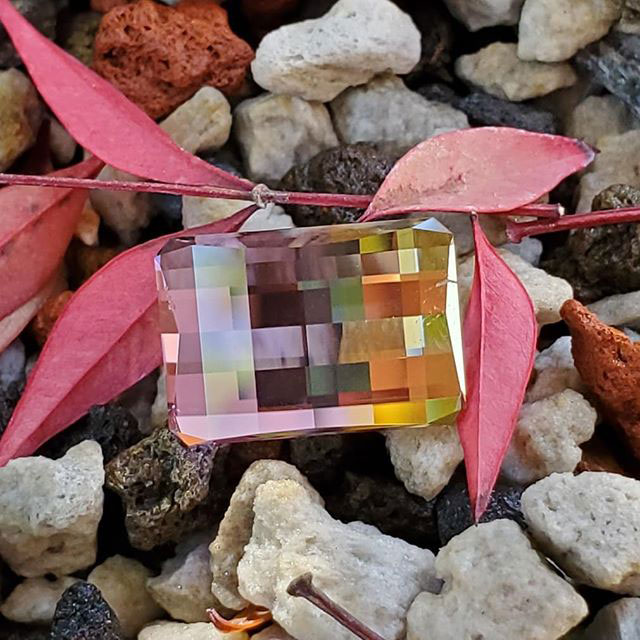 pixelated minecraft gems by jordan wilkins gemcutter3 3 These Pixelated Gems Look Like They Were Plucked Straight Out of Minecraft