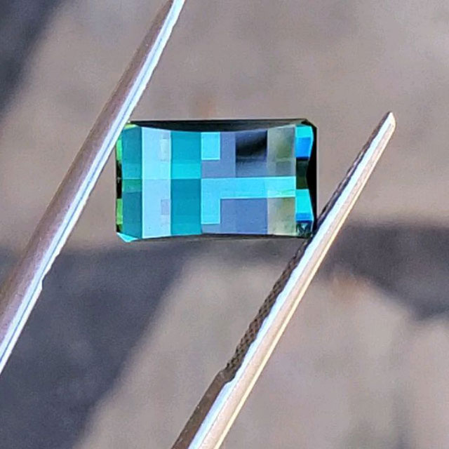 pixelated minecraft gems by jordan wilkins gemcutter3 7 These Pixelated Gems Look Like They Were Plucked Straight Out of Minecraft