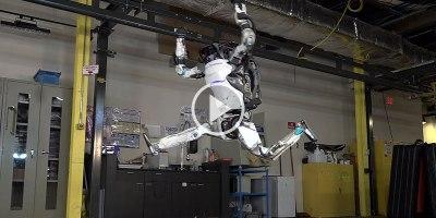 Oh Good, Boston Dynamics Has Robots Doing ParkourNow