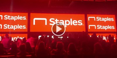 Staples Unveils New Logo With Ridiculously Over-Dramatized Video