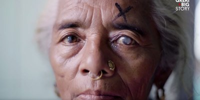 This Surgeon Has Restored Sight to 130,000 of Nepal'sBlind
