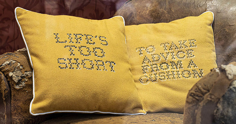Banksy Just Opened a Pop-Up Homewares Store Called Gross Domestic Product