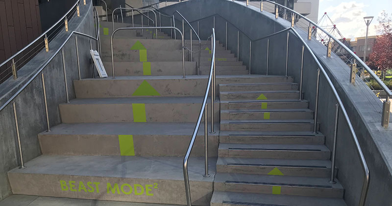 beast mode stairs The Shirk Report   Volume 546