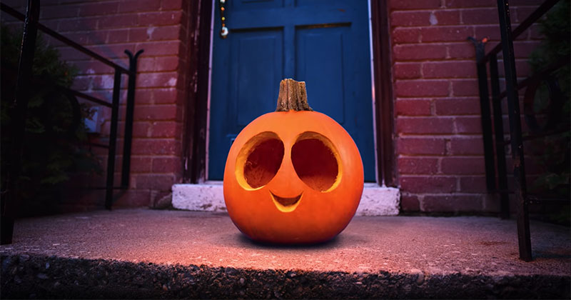Making a Stop Motion Animation With 15 CarvedPumpkins