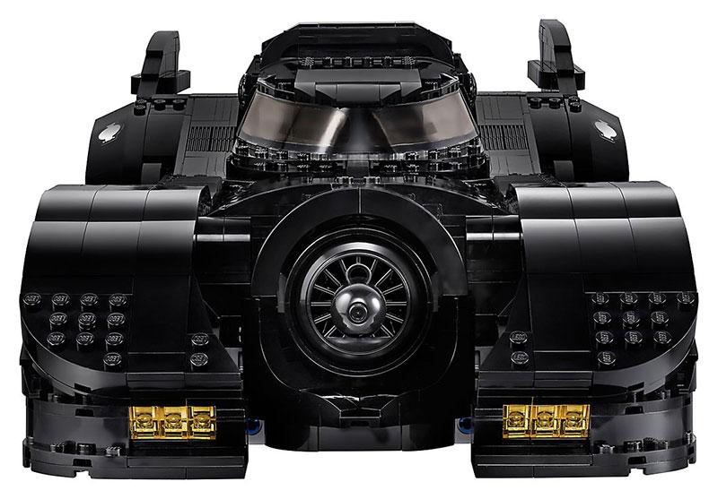 lego unveils 30th anniversary edition of tim burton 1989 batmobile 1 LEGO Unveils 30th Anniversary Edition of Tim Burtons 1989 Batmobile