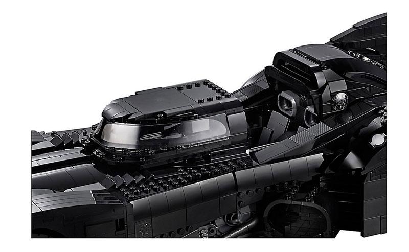 lego unveils 30th anniversary edition of tim burton 1989 batmobile 11 LEGO Unveils 30th Anniversary Edition of Tim Burtons 1989 Batmobile