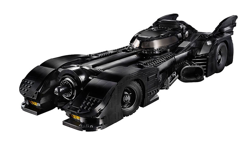 lego unveils 30th anniversary edition of tim burton 1989 batmobile 15 LEGO Unveils 30th Anniversary Edition of Tim Burtons 1989 Batmobile