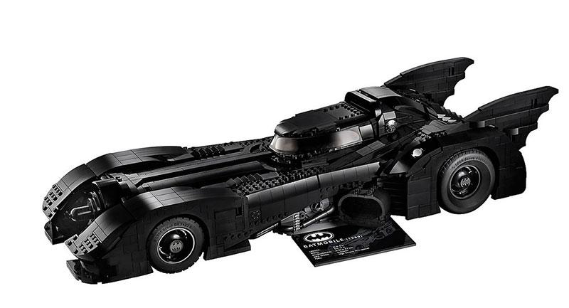 lego unveils 30th anniversary edition of tim burton 1989 batmobile 4 LEGO Unveils 30th Anniversary Edition of Tim Burtons 1989 Batmobile