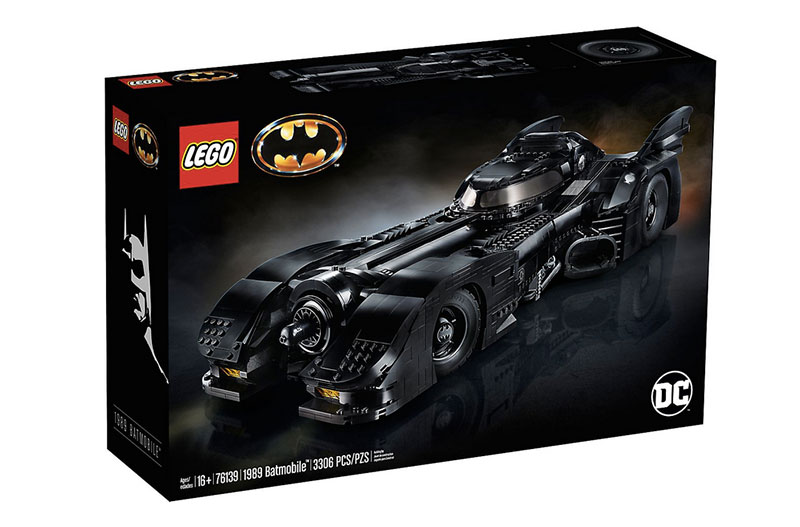 lego unveils 30th anniversary edition of tim burton 1989 batmobile 5 LEGO Unveils 30th Anniversary Edition of Tim Burtons 1989 Batmobile