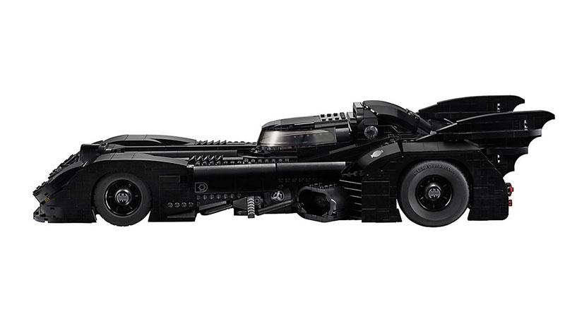 lego unveils 30th anniversary edition of tim burton 1989 batmobile 7 LEGO Unveils 30th Anniversary Edition of Tim Burtons 1989 Batmobile