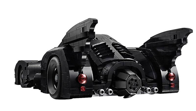 lego unveils 30th anniversary edition of tim burton 1989 batmobile 8 LEGO Unveils 30th Anniversary Edition of Tim Burtons 1989 Batmobile