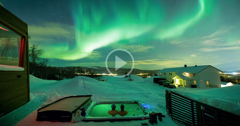 The World Would Be a Better Place If We Could All See Auroras EachNight