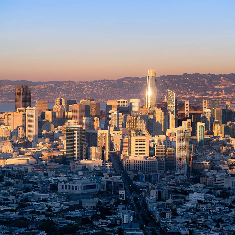 sunset photo of san francisco that shows the passage of time andrea fanelli 6 A Sunset Photo of San Francisco That Shows the Passage of Time