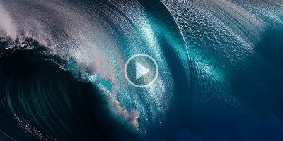 Nothing Captures the Raw Power and Beauty of Waves Like 4K Slow Motion