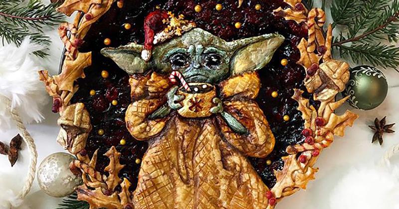 Baby Yoda RaspberryPie