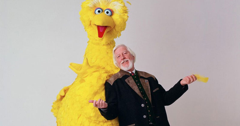 In Memory: 10 Things About Caroll Spinney, the Master Puppeteer Behind Big Bird