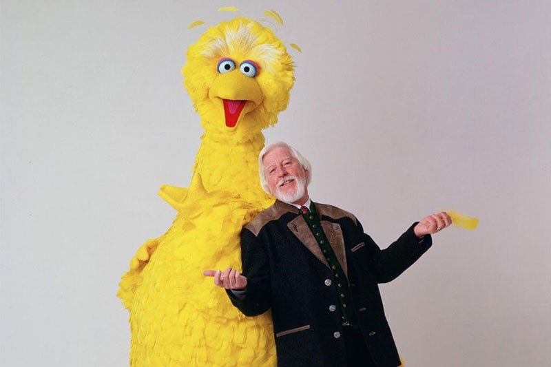 big bird caroll spinney 19 In Memory: 10 Things About Caroll Spinney, the Master Puppeteer Behind Big Bird