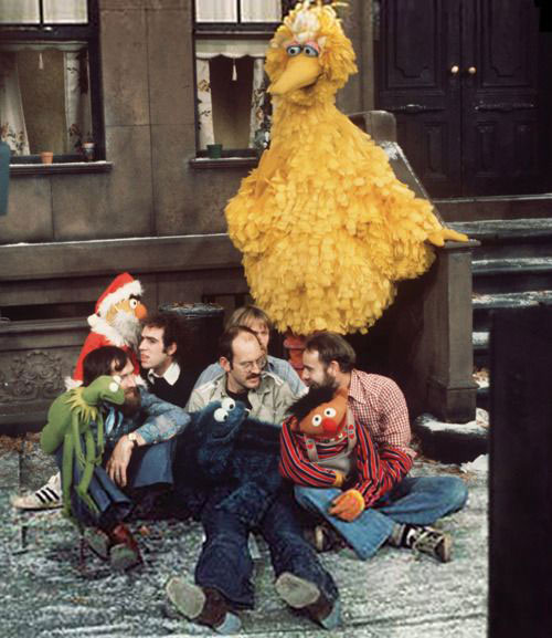 big bird caroll spinney 9 In Memory: 10 Things About Caroll Spinney, the Master Puppeteer Behind Big Bird