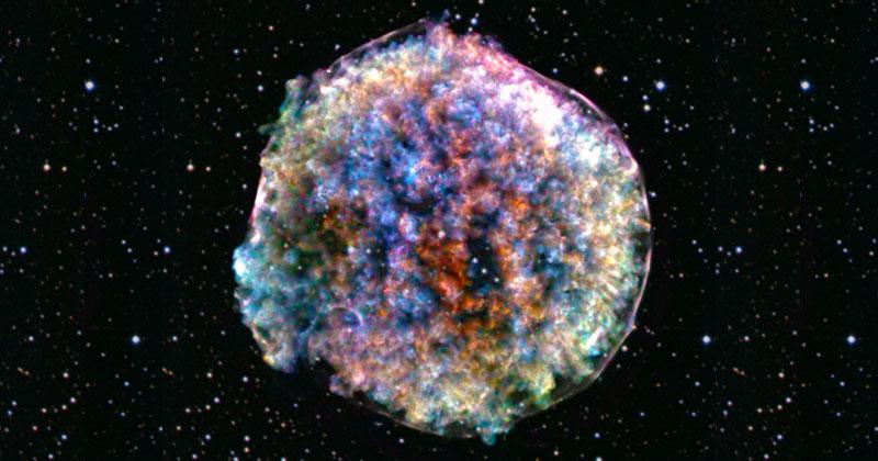 The Death of a Star: TychoSupernova