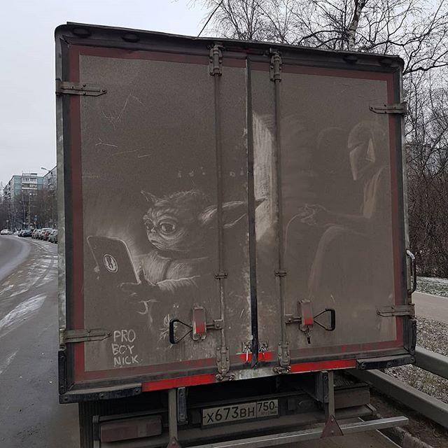 dirty russian street art by pro boy nick nikita golubev 13 The Dirtiest Russian Street Art You Will Ever See (13 Photos)