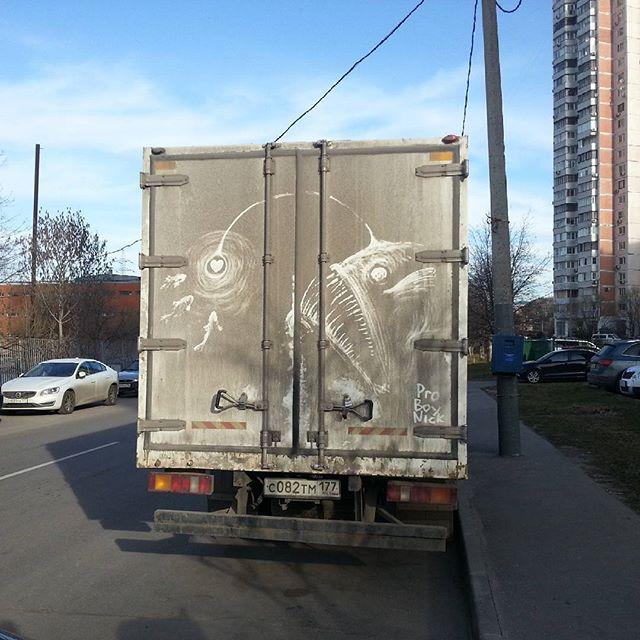 dirty russian street art by pro boy nick nikita golubev 3 The Dirtiest Russian Street Art You Will Ever See (13 Photos)