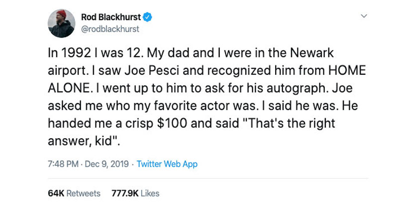 joe pesci funny tweet The Shirk Report – Volume 556