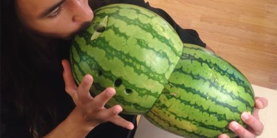 Smash Mouth's All Star, Only It's Played on an Assortment ofMelons