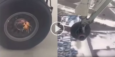 Plane Loses Wheel on Takeoff; Pilot Still Makes Smoothest Landing Ever