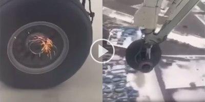 Plane Loses Wheel on Takeoff; Pilot Still Makes Smoothest LandingEver
