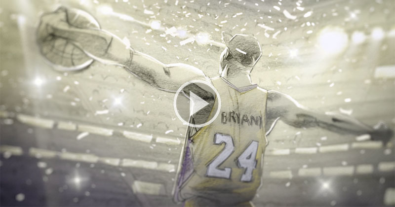 In 2018, Kobe Bryant Won an Academy Award for this Animated Short Film