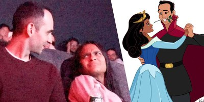Guy Reanimates Sleeping Beauty for Epic Move TheaterProposal
