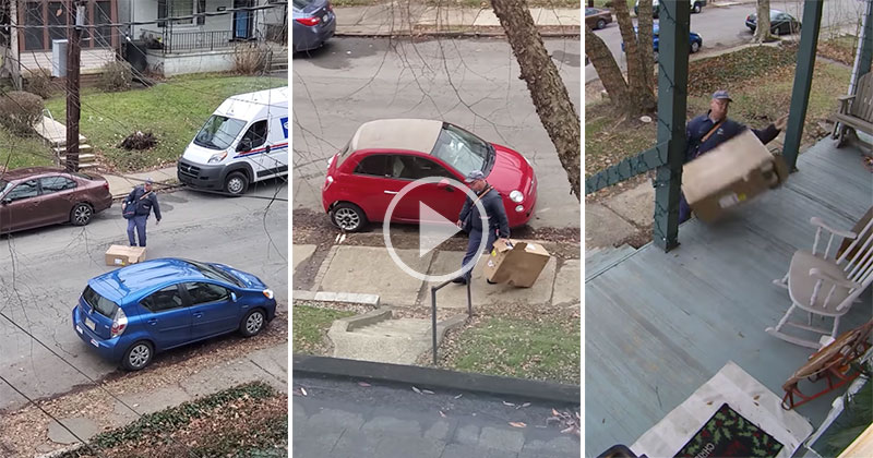 This Might Be the Worst Delivery Attempt of AllTime
