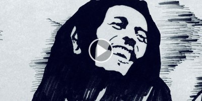Bob Marley's Redemption Song Gets Official Music Video to Celebrate its 40thAnniversary