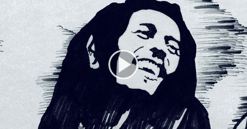 Bob Marley's Redemption Song Gets Official Music Video to Celebrate its 40th Anniversary