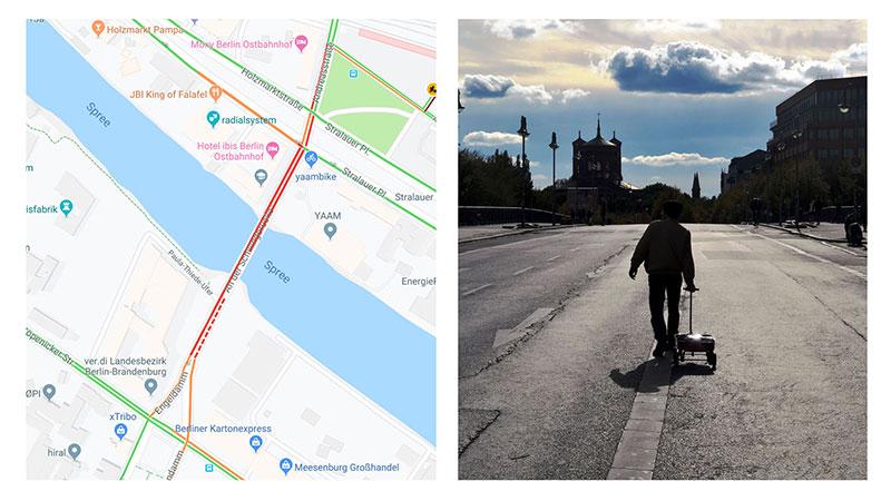 google map dating