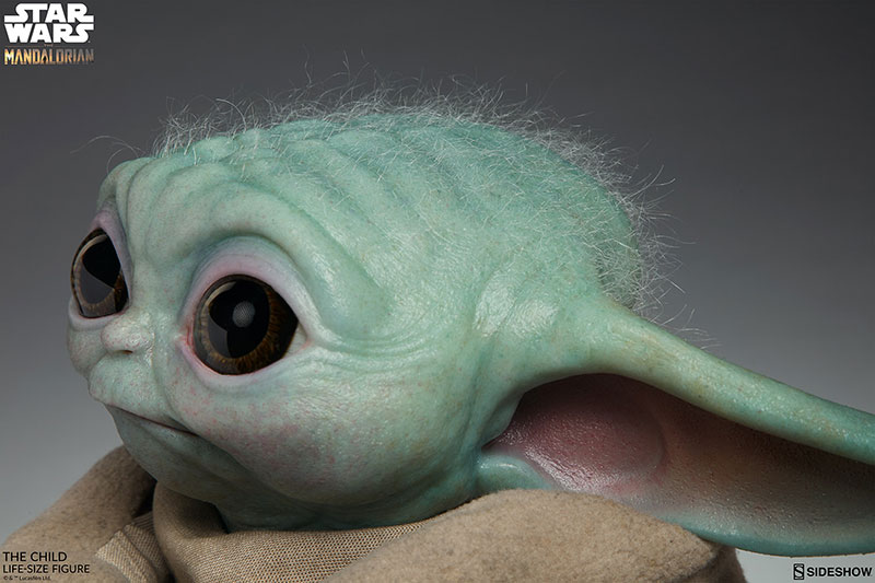life size baby yoda figure 8 I Need this Life Size Baby Yoda Figure in My Life (11 Photos)
