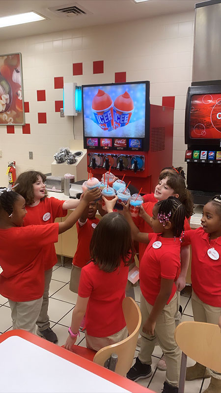 little girl has birthday party at target twitter 2 All She Wanted Was a Birthday Party at Target and This Store Made It Happen