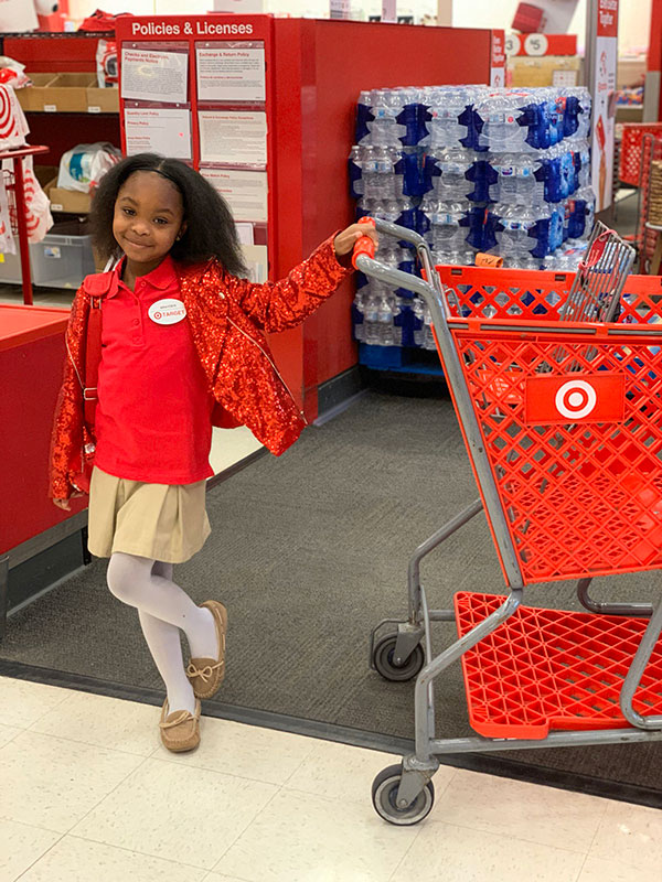 little girl has birthday party at target twitter 5 All She Wanted Was a Birthday Party at Target and This Store Made It Happen